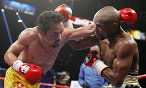 Some fans still want a rematch because they felt cheated by the lackluster Pacquiao-Mayweather bout.