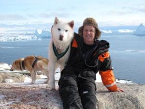 Wildlife cameraman Doug Allan invests with Triodos.