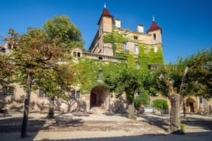 Saint Antoine l'Abbaye - Isere - France