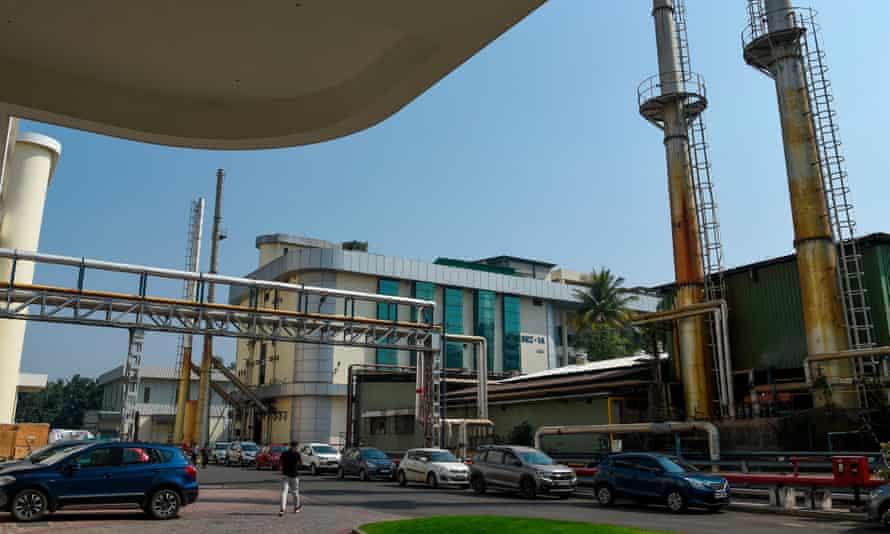 The Serum Institute of India campus in Pune