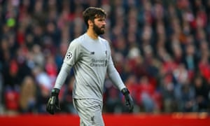Alisson has been a key player for Liverpool since his arrival from Roma.