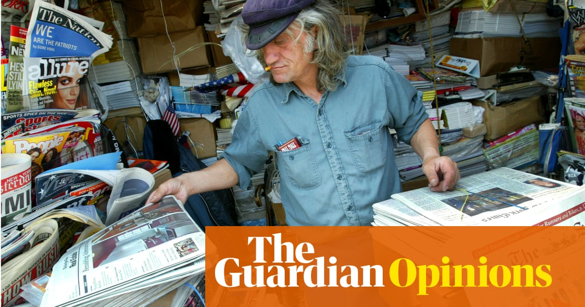 Print Journalism As We Know It Is Dying >> The Biggest Threat To Journalism Isn T Trump It S Declining