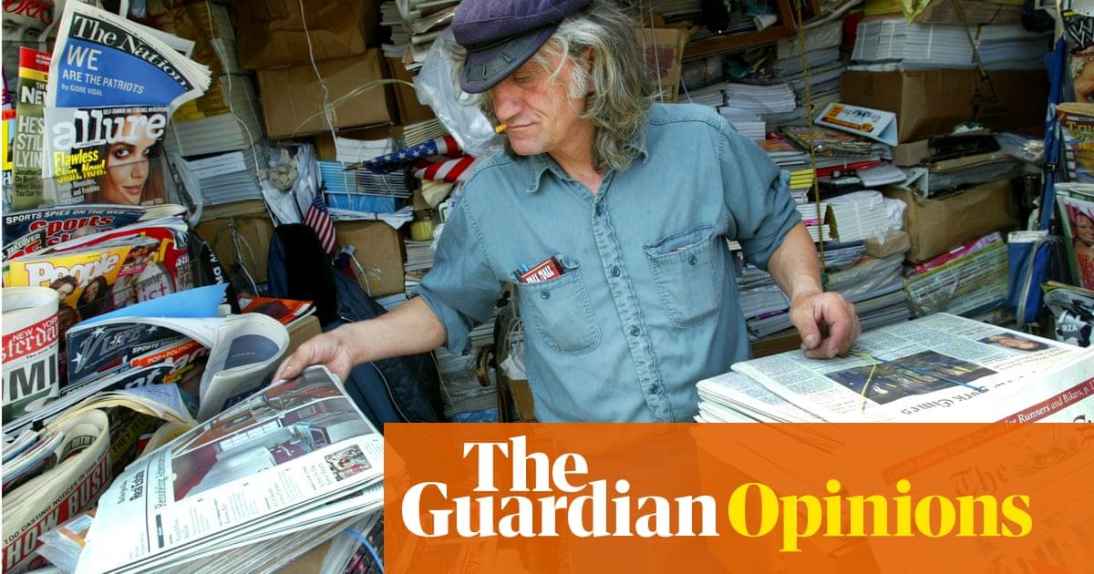 The biggest threat to journalism isn't Trump  It's declining