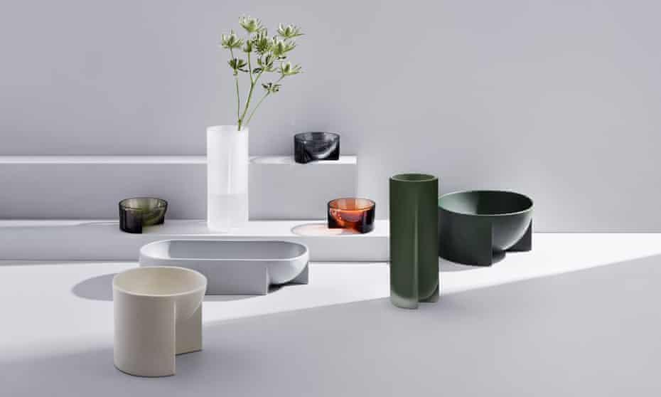 Philippe Malouin's Kuru collection for Iittala.