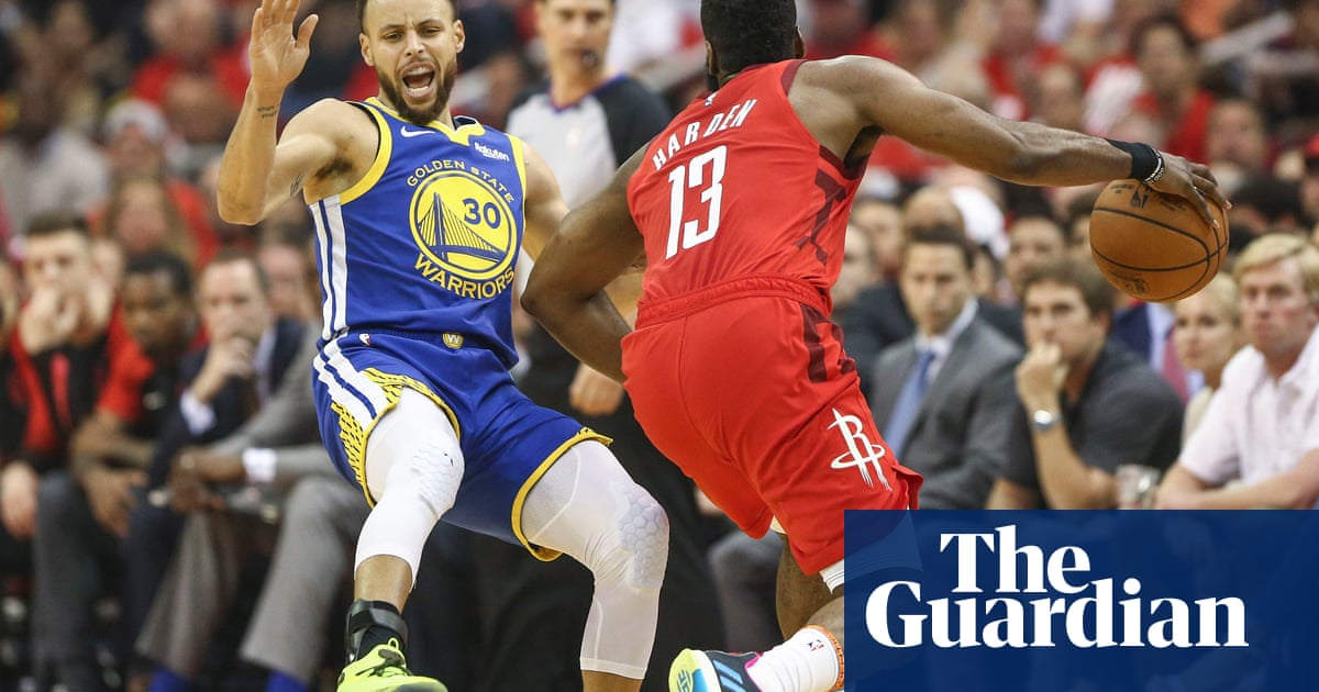 0f2f11eb7ec NBA playoffs  Rockets outlast Warriors to level Western Conference  semi-final