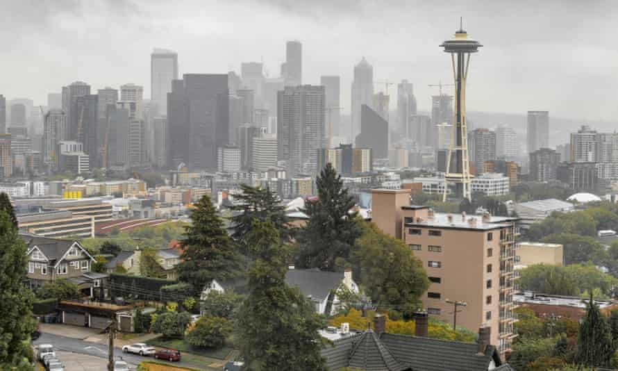 The Green Seattle Partnership, a city-nonprofit collaboration, has recruited volunteers who spent more than 1m hours planting 306,779 trees since 2005.