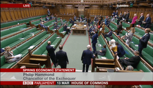 House of Commons, March 13 2019