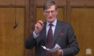 Dominic Grieve speaking in a debate on the Brexit bill.