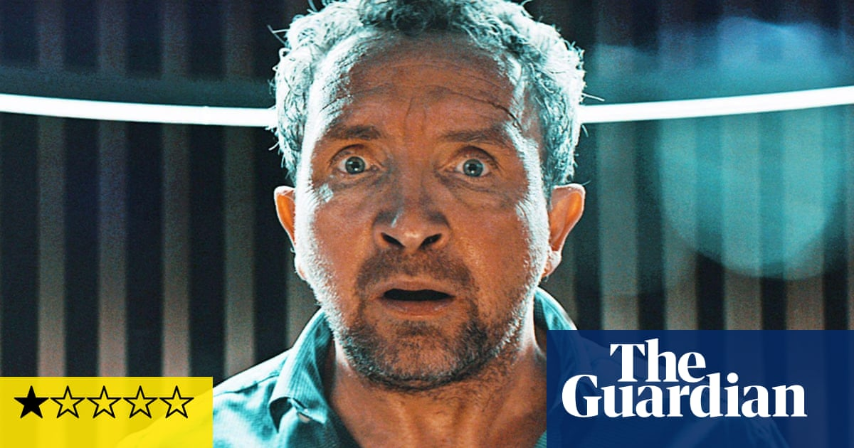 Feedback review – Eddie Marsan thriller on the wrong frequency