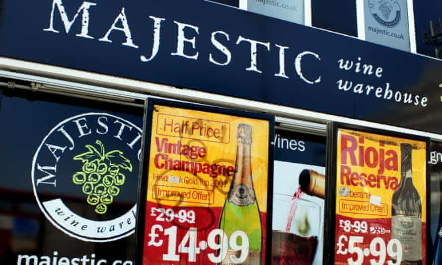 New Majestic Wine CEO, Rowan Gormley, has said the store's six-bottle minimum purchase puts off customers.