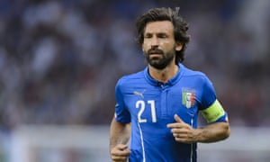 Andrea Pirlo: the ultimate football hipster?