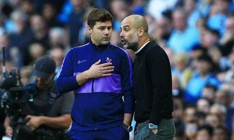Pep Guardiola's quest for control at Manchester City