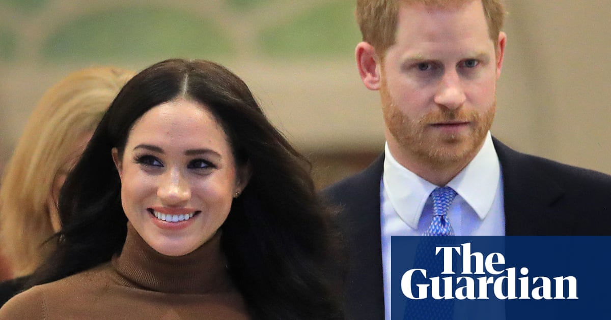 Harry and Meghan face potential fight to protect 'Sussex Royal' brand