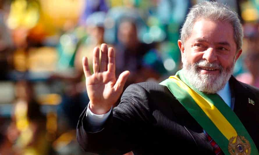 Lula was handed a nine-year, six month sentence in July by Sergio Moro, a campaigning judge known for tough sentencing in corruption cases.