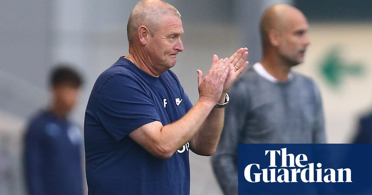 Preston's accidental manager Frankie McAvoy: 'I thought I would always be in Royal Mail'