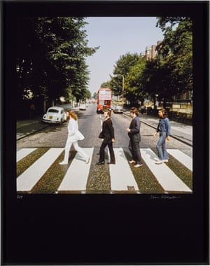 Iain Macmillan: The Beatles, Abbey Road out-take.1969.Estimate: £7,000 - £10,000