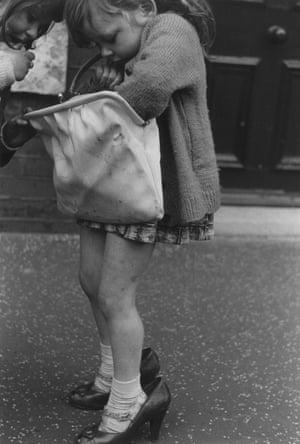 Manchester, England, 1965.
