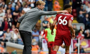 Jurgen Klopp has said players who don't feature one week can always persuade him to change his mind.