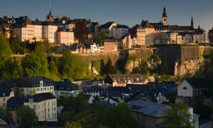 Flows to Luxembourg surged in the first three quarters of 2015.