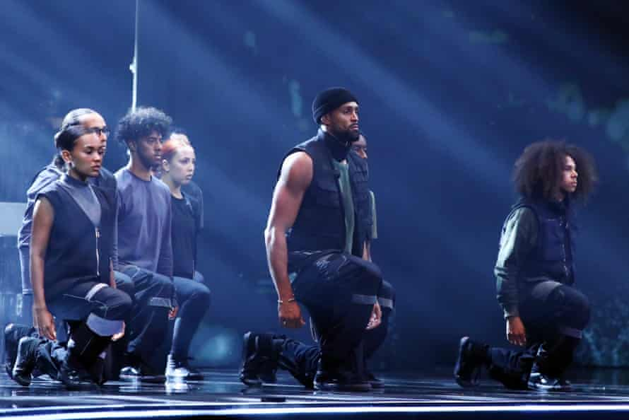 'They did a wonderful thing – it has just stuck in our heads' … Diversity on Britain's Got Talent.