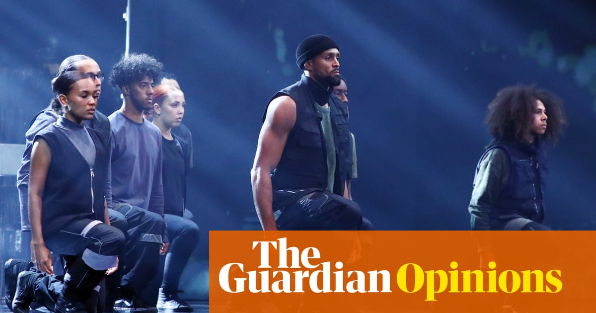 Despite being vilified in the rightwing media, Black Lives Matter will endure | Nesrine Malik