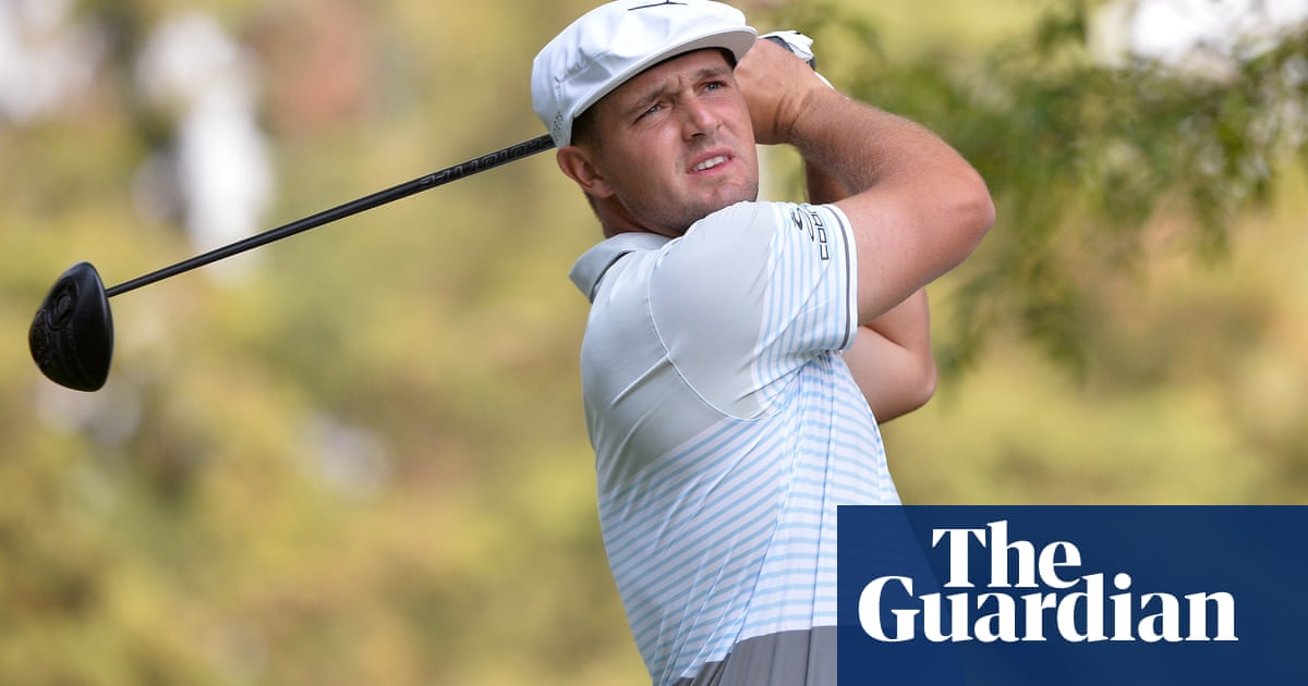 Improved accuracy sends Bryson DeChambeau to the top