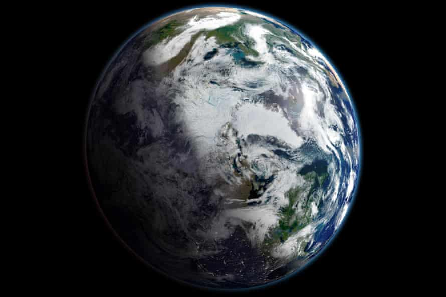 A satellite-based view of the Arctic