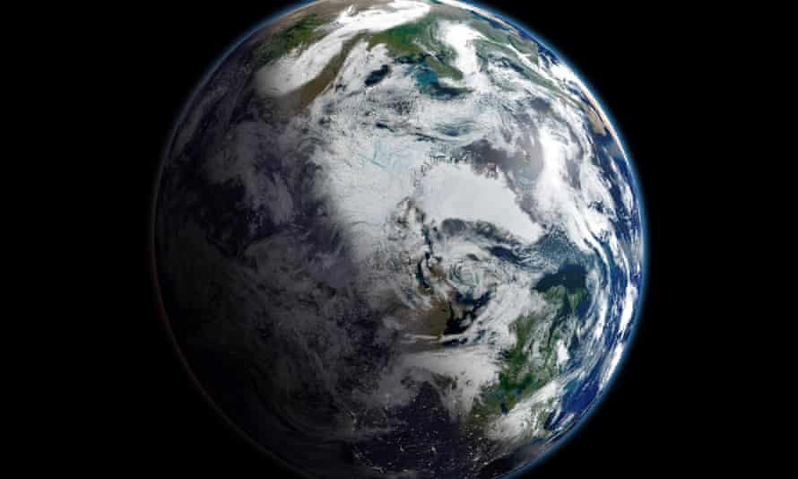 Changes in the world's sea levels and electromagnetic forces between Earth's core and its rocky mantle also have effects on Earth's spin.