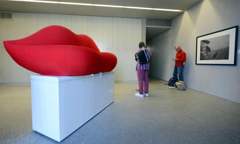 La Bocca/Bosch by Zoe Leonard, at Slip of the Tongue exhibition at the Venice Biennale