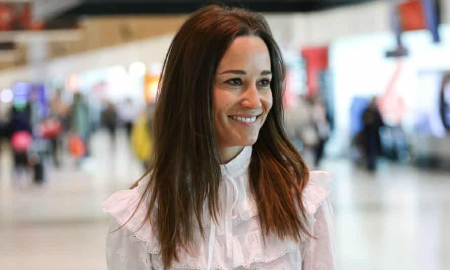 'Pippa's honeymoon has been an extended sartorial reminder about what she actually is: a Sloane.'