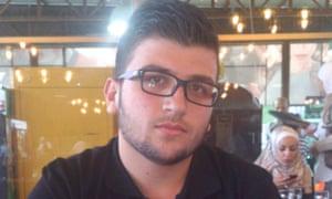 Mohammad Alhajali.