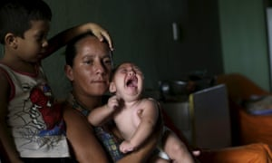 A single mother in Brazil. Despite mounting evidence that sexual transmission of Zika is more common than previously believed, the Brazilian government has yet to expand its public health outreach to include emphasizing safer sex as a form of prevention.