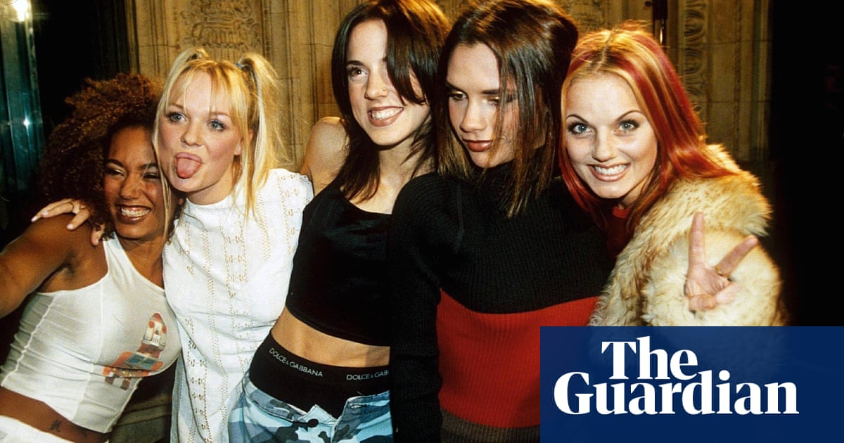 How the Spice Girls taught me boys could like girls' things