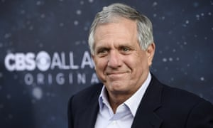 Les Moonves said in a statement that he made 'mistakes' but said he never misused his position to harm or hinder anyone's career.
