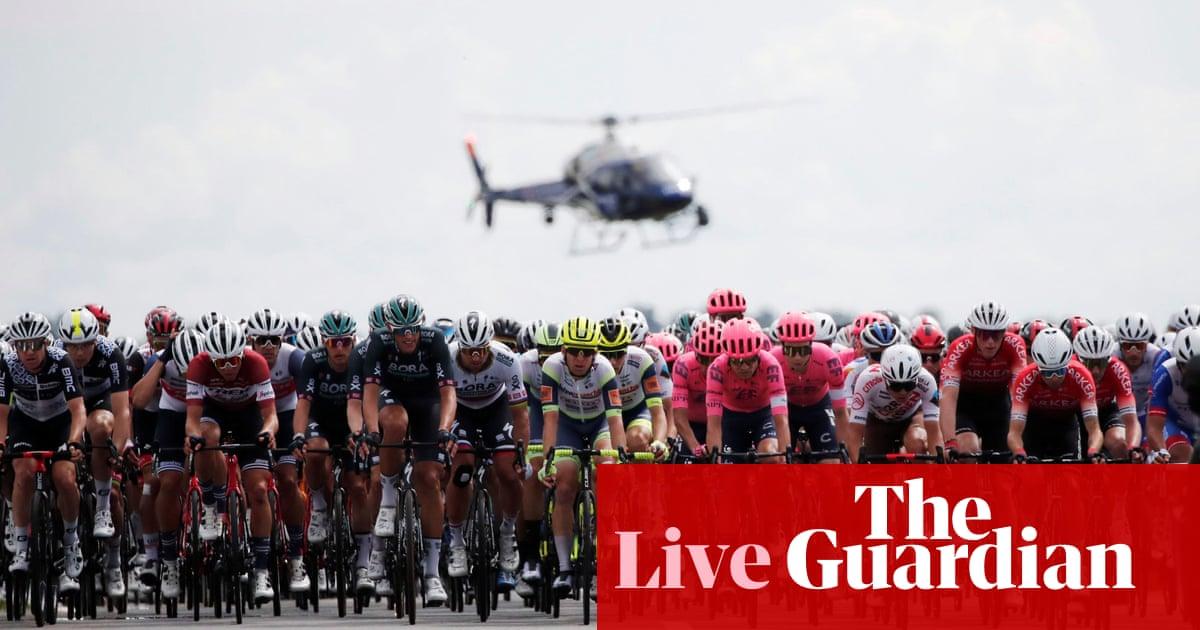 Tour de France 2021: stage seven – live!