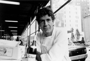 Anthony Bourdain worked in several restaurants in New York before becoming executive chef at Brasserie Les Halles in Manhattan