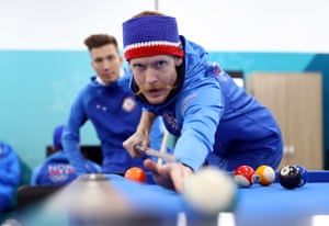 Ski jumpers Robert Johansson and Johann Forfang are just two of Norway's many medal hopefuls.