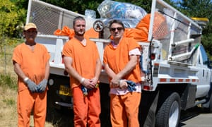 Straight up bullshit': inmates paid $1 to clear homeless