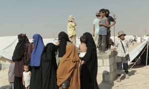 Al-Hawl refugee camp