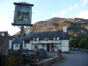 The Tanat Valley Inn, Llangynog