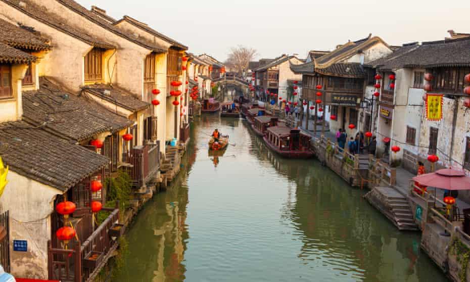 Suzhou, Jiangsu, China.