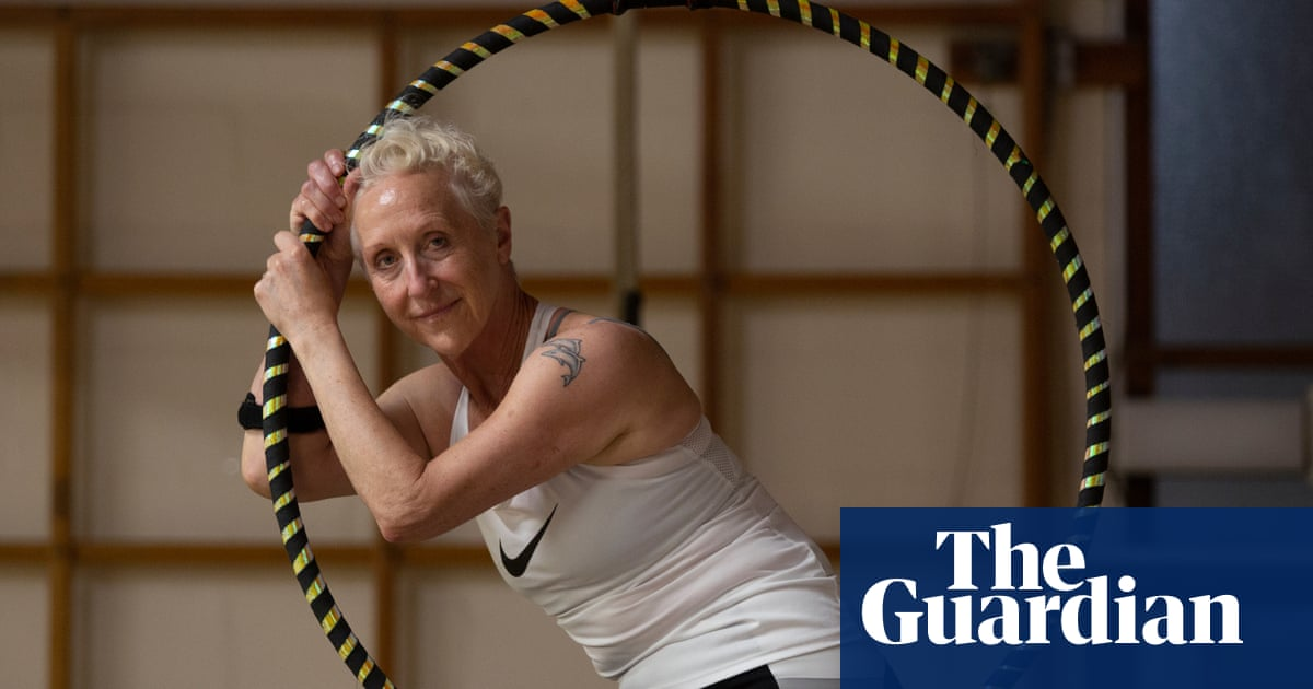 A new start after 60: 'I became a trapeze artist at 65'