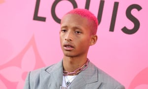 Jaden Smith: 'we don't get a sense of who he is'.