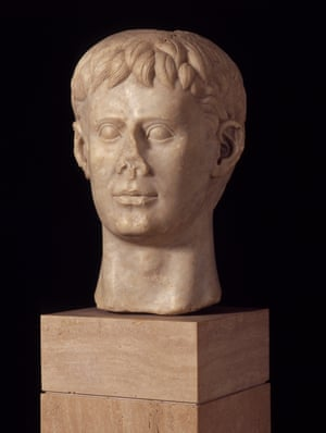 Portrait of a colossus … bust of Frederick II. Italy, AD1220–50.