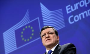 Jean-Claude Juncker has made clear that José Manuel Barroso, above, will now be subject to the same rules as any other lobbyist.
