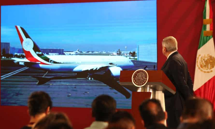 López Obrador is now entertaining to sell plane to a consortium of companies for executive incentive programs, rent it out or barter it for needed goods.