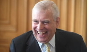 The Duke of York: insisted that his daughter's wedding be televised.