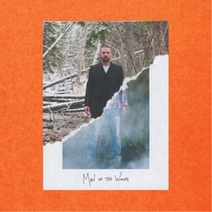 Justin Timberlake's Man of the Woods Album album cover.