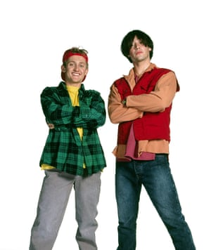Bill and Ted's big adventure