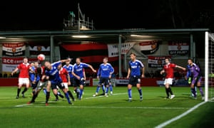 FC United v Chesterfield